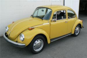 73 Volkswagen Beetle