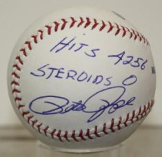 Pete Rose Baseball