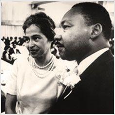 Rosa Parks MLK Jr